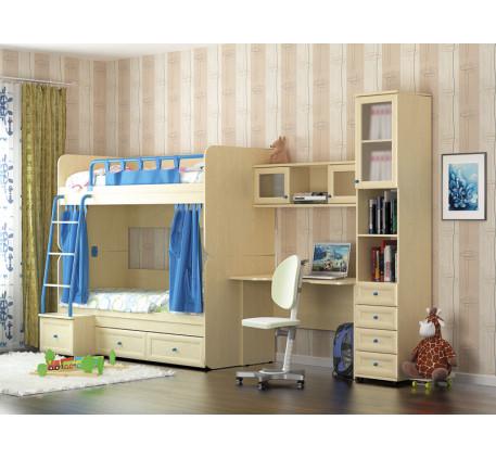Детская мебель Олимп. Комната №10.