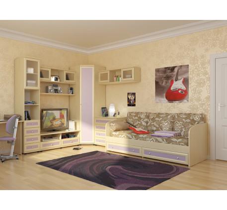 Детская мебель Олимп. Комната №2.