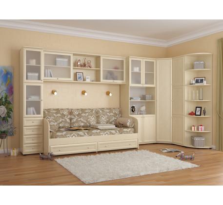 Детская мебель Олимп. Комната №1.