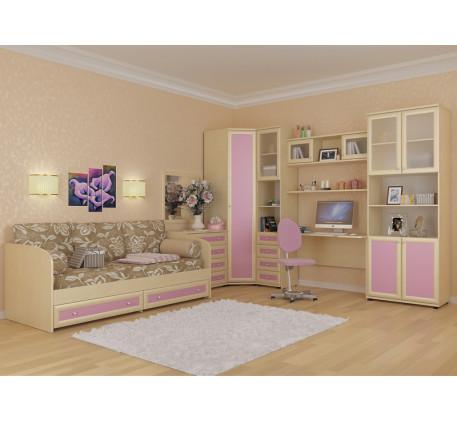 Детская мебель Олимп. Комната №3.