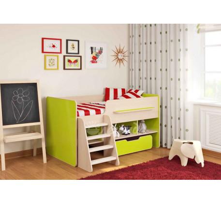 Детская кровать Легенда-6, спальное место 160х80 см