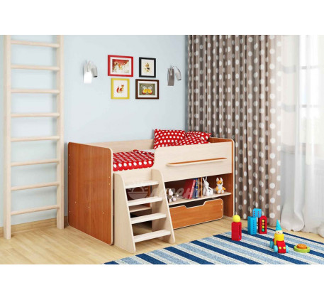 Кровать Легенда-6 детская, спальное место 160х80 см