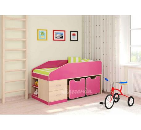Кровать Легенда-8 детская, спальное место 160х80 см