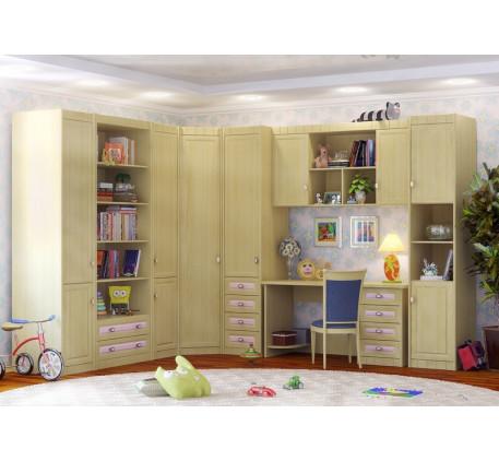 Детская мебель Итальянский мотив. Комната №3