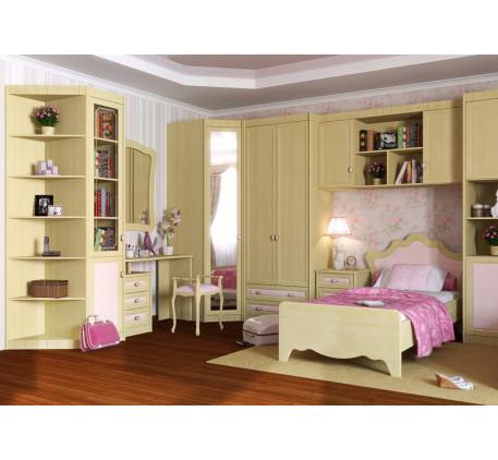 Детская мебель Итальянский мотив. Комната №7