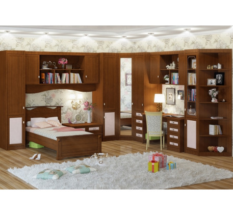 Детская мебель Итальянский мотив. Комната №16